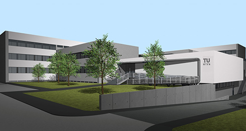 TU Science Center Rendering